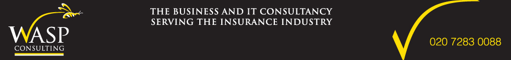 WASP Consulting - the leading independent Business and IT consultancy specifically serving the insurance industry
